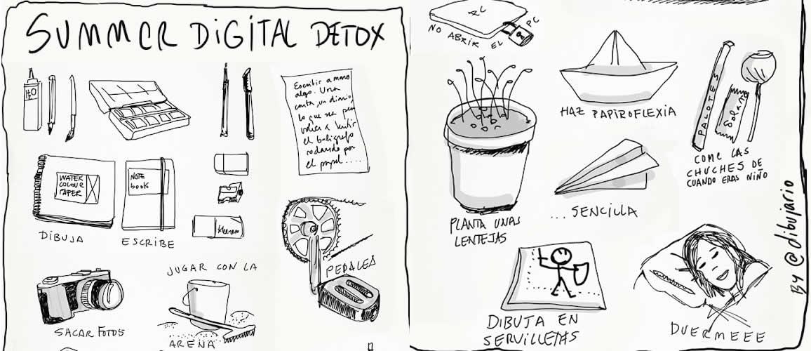 digital detox mexico